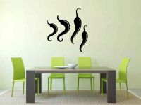 Chili Peppers Vinyl Wall Decal Sticker Graphic