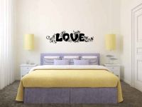 Love Vinyl Wall Words Decal Sticker Graphic