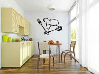 Chef Hat Vinyl Wall Words Decal Sticker Graphic