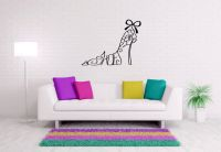 My Favorite Shoes Vinyl Wall Words Decal Sticker Graphic