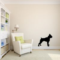 Boxer Dog Wall Decal