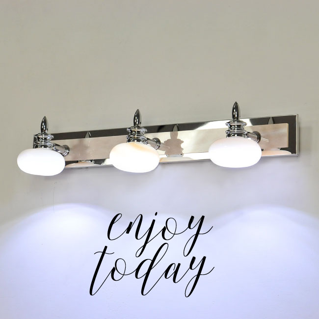 Enjoy Today Vinyl Wall Decal Sticker Graphic