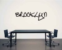 Graffiti Brooklyn Vinyl Wall Decal Sticker Graphic