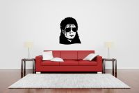 Michael Jackson Wall Decal