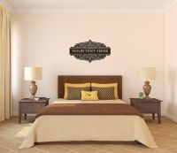 Family Name Wall Words Decal