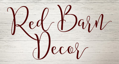 Red Barn Decals